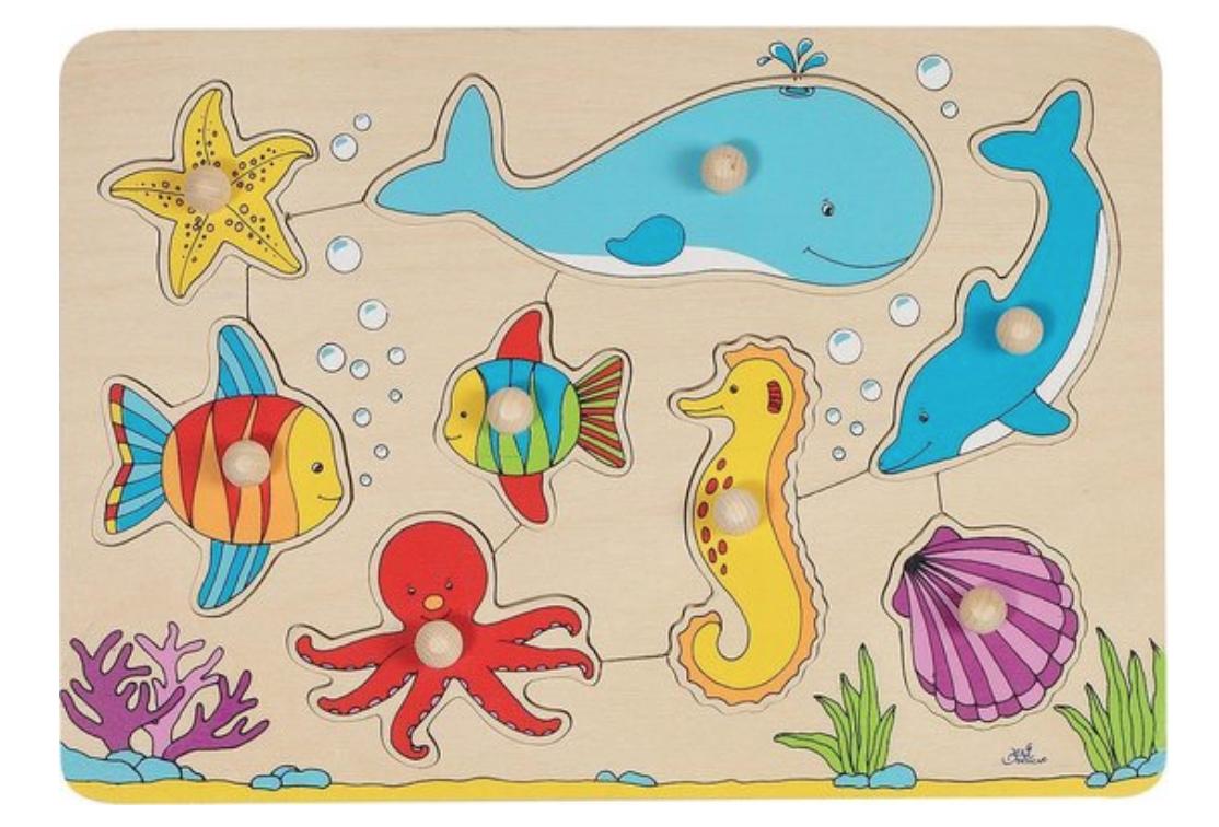 Steekpuzzel vissen-1