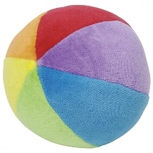 Soft ball Rainbow-1