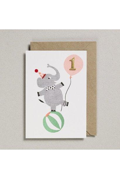 Greeting Card Age