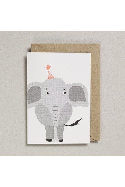 Japanse paper balloon Greeting Card