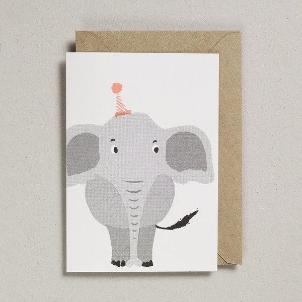 Japanse paper balloon Greeting Card-1