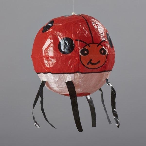 Japanse paper balloon Greeting Card-4