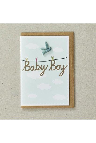 Greeting card Boy