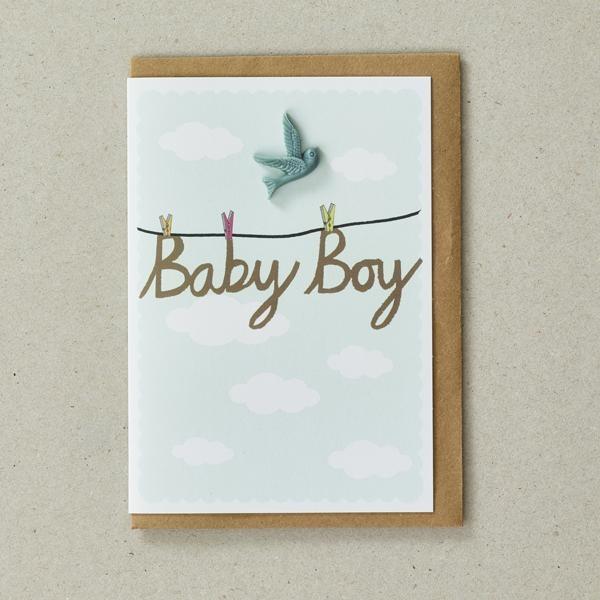 Greeting card Boy-1