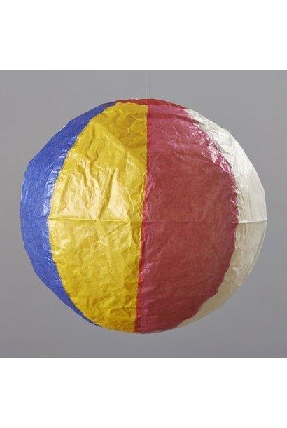 Japanse papier ballon Beachball