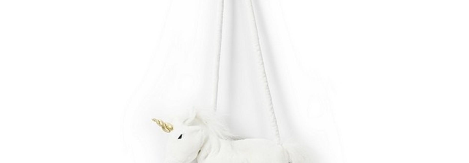 Unicorn bag plush