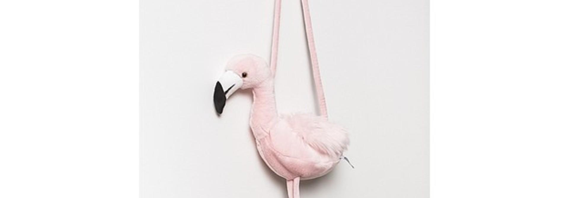 Flamingotas pluche