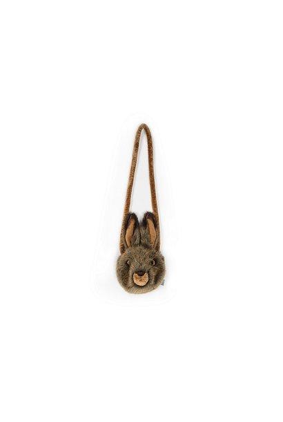 Bunny bag plush