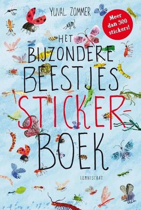 Het Bijzondere Beestjes Stickerboek-1