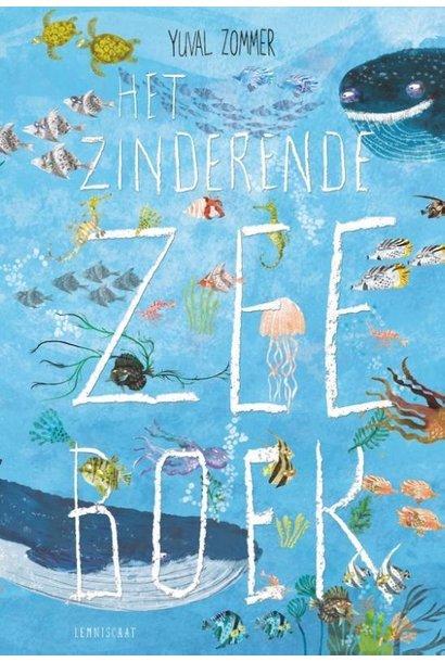 Het Zinderende Zee Sticker Book