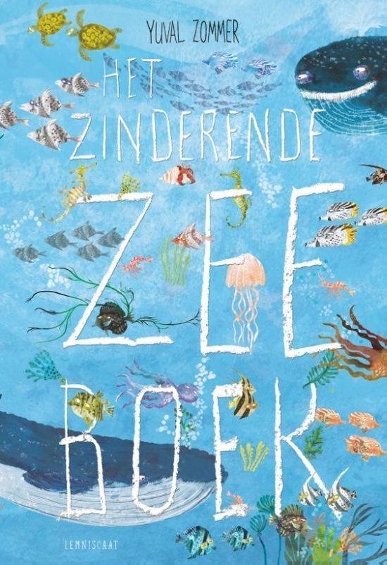 Het Zinderende Zee Sticker Book-1