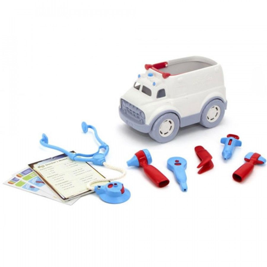 Ambulance and Doctor's kit-1
