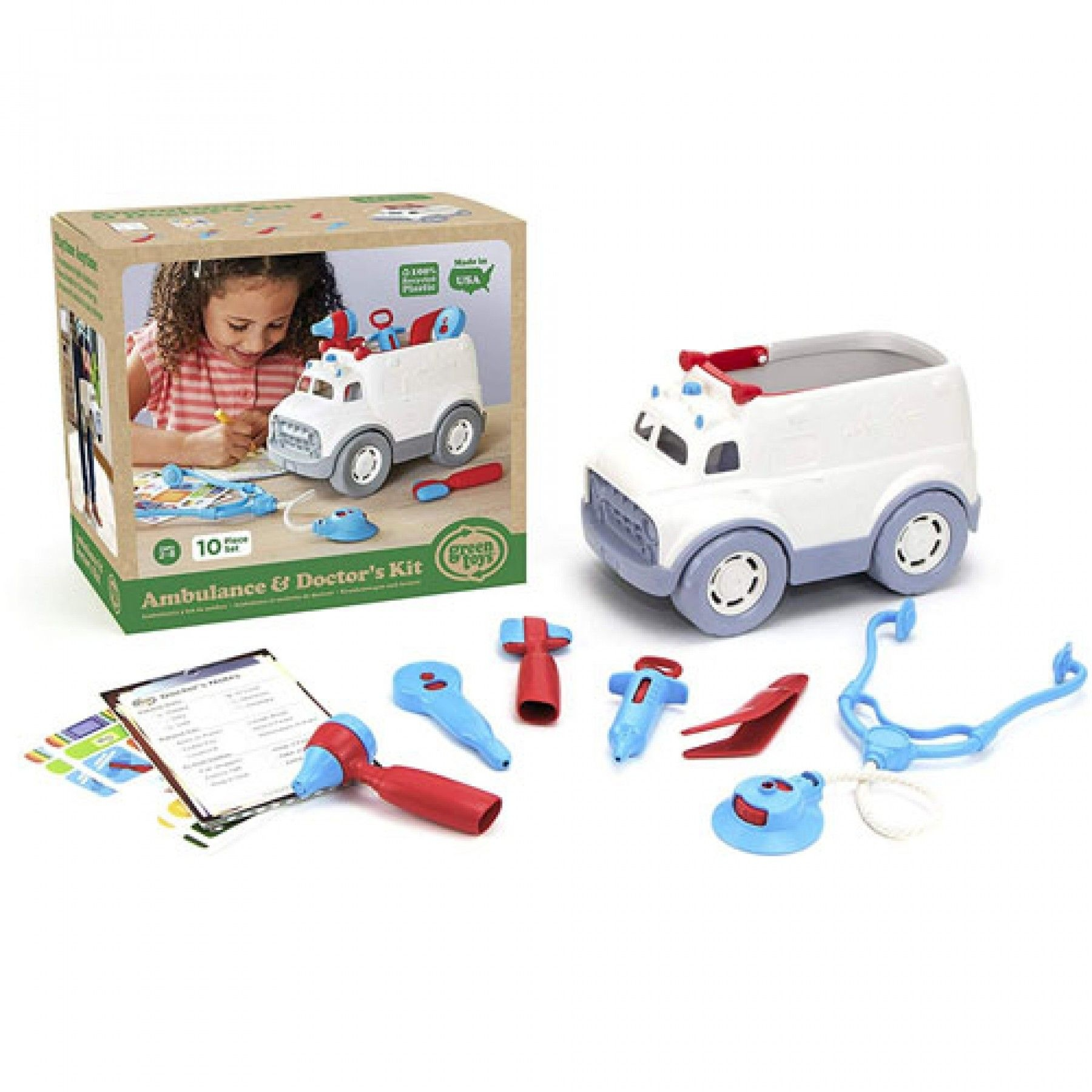 Ambulance and Doctor's kit-2