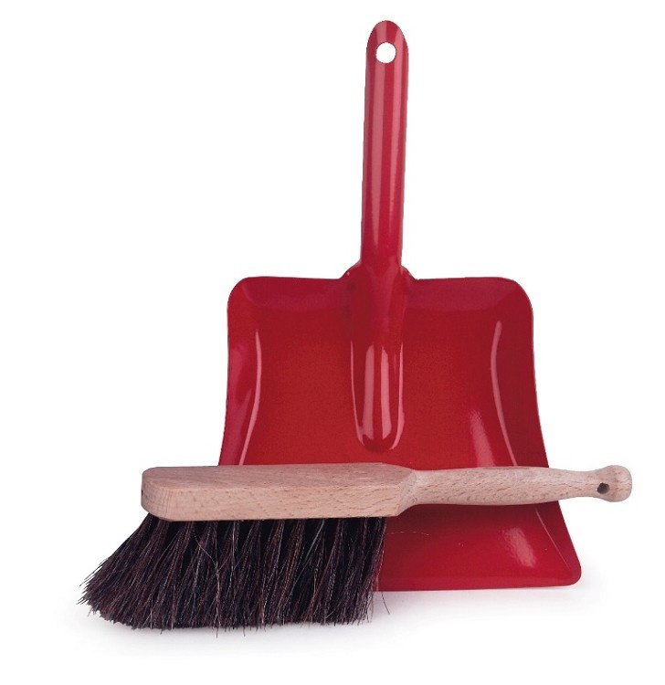 Dustpan and brush-1