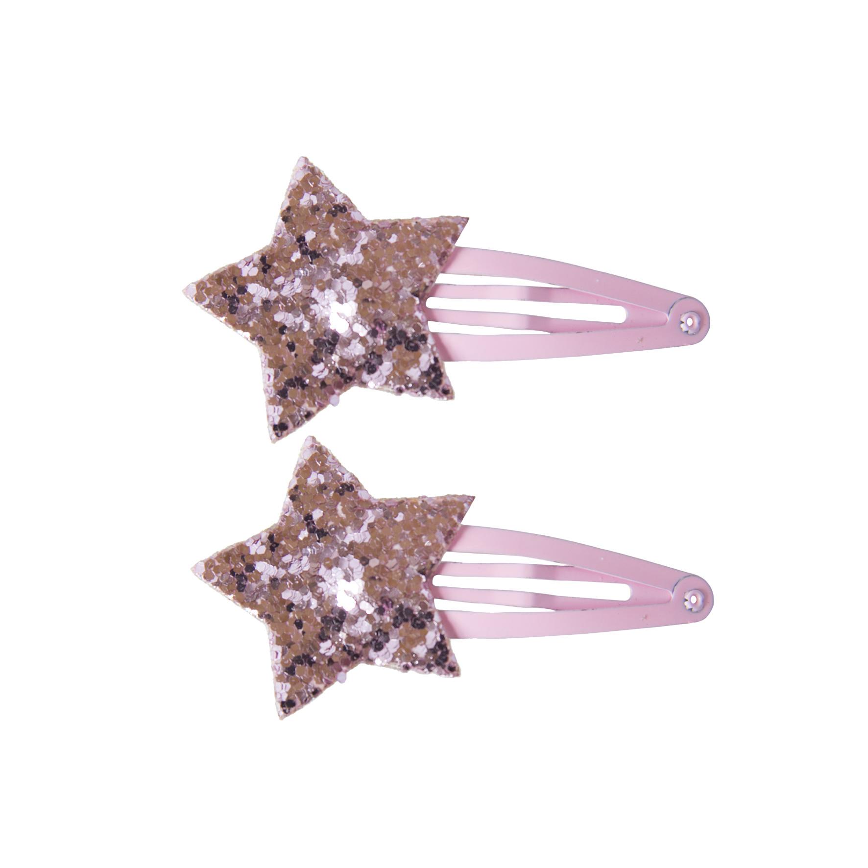 Haarspeldjes glittersterren-1