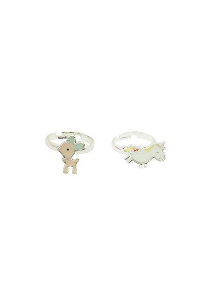 Ringen Fairy Animals