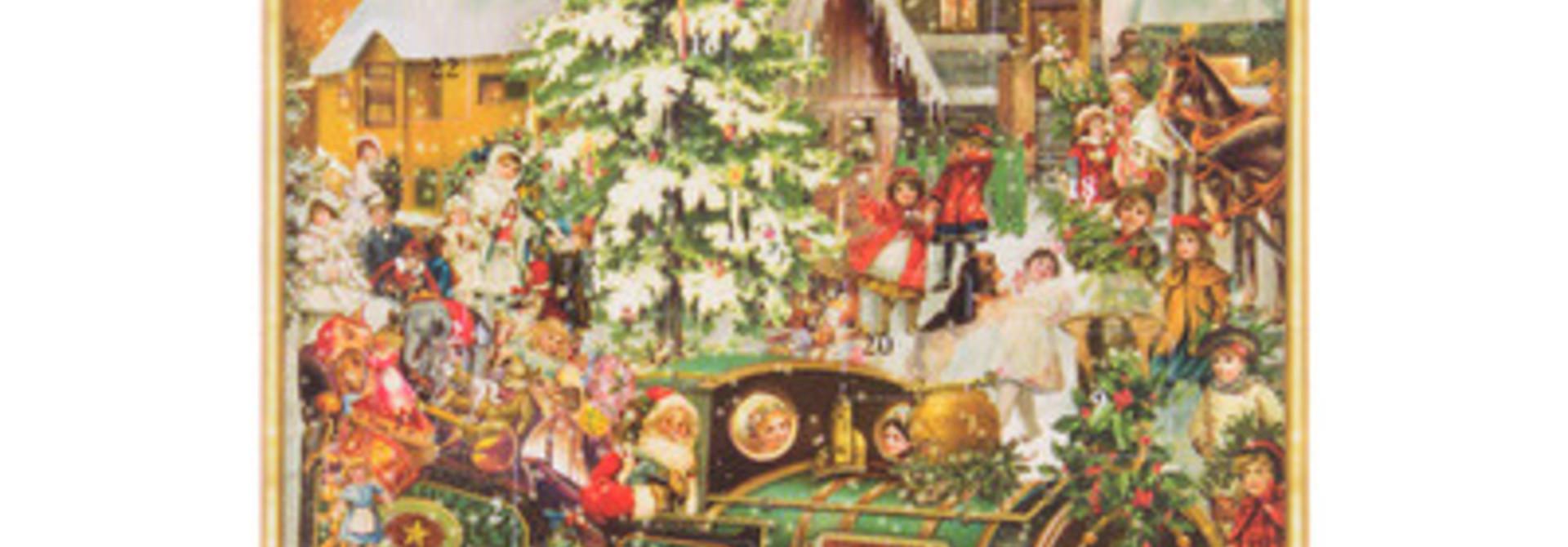 advent kalender groot