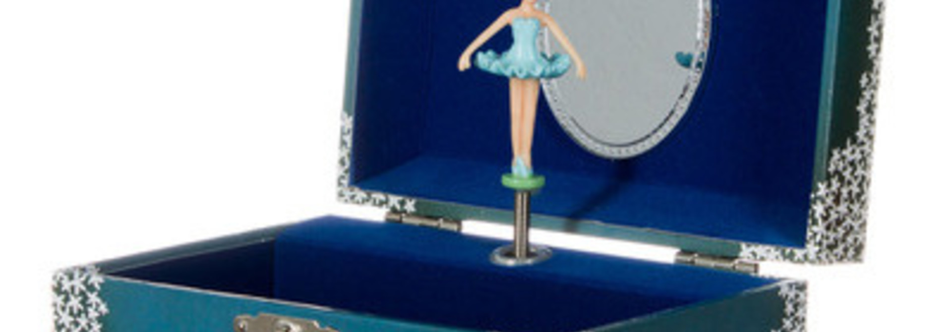 Muziekdoos Ballerina