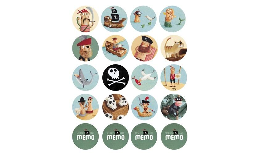 Memory I'm a pirate-3