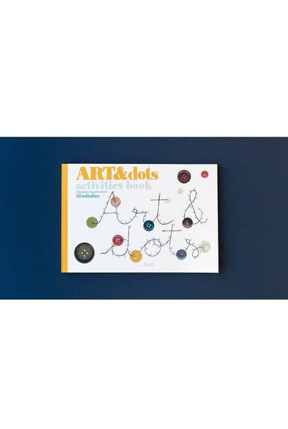Art & Dots crafts book