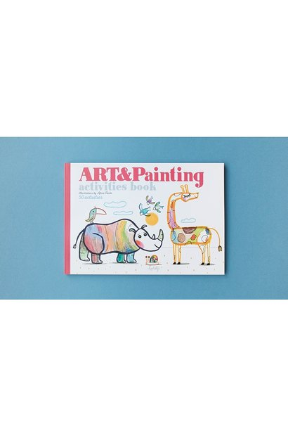 Art & Painting knutselboek