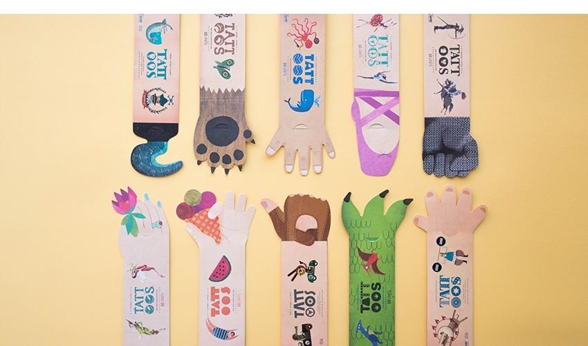 Kids tattoos sleeve-2