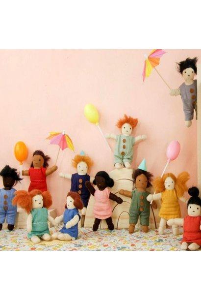 Holdie Folk Doll House doll