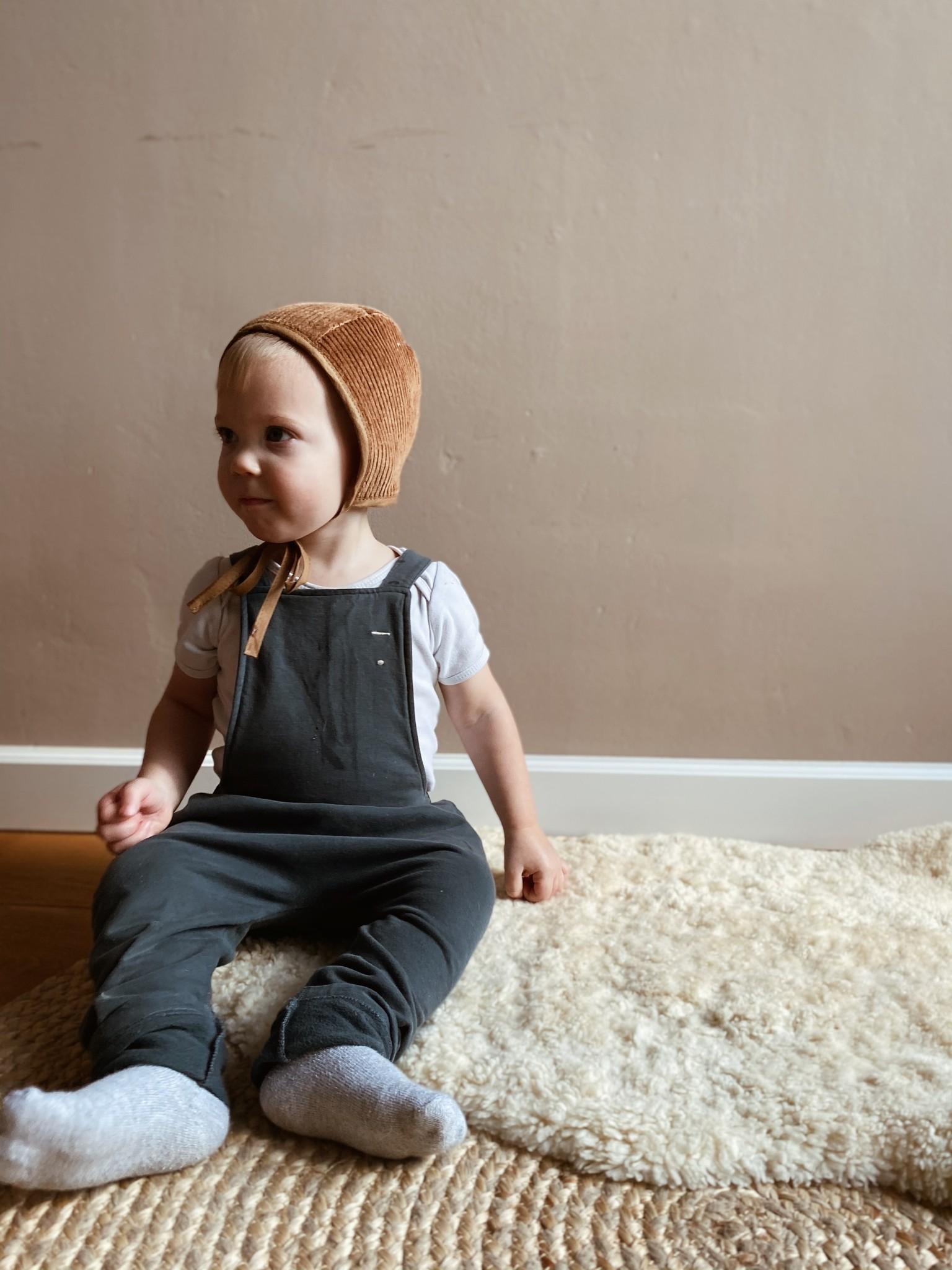 Baby Hat Corduroy-5