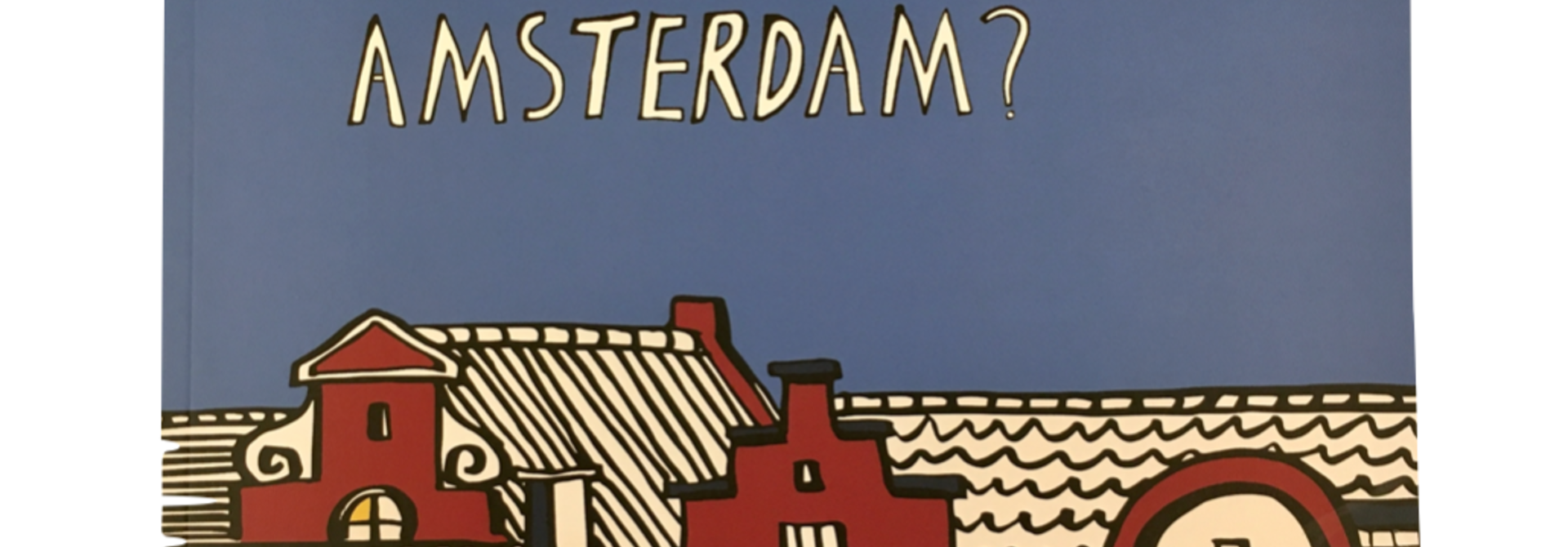 What colour is Amsterdam