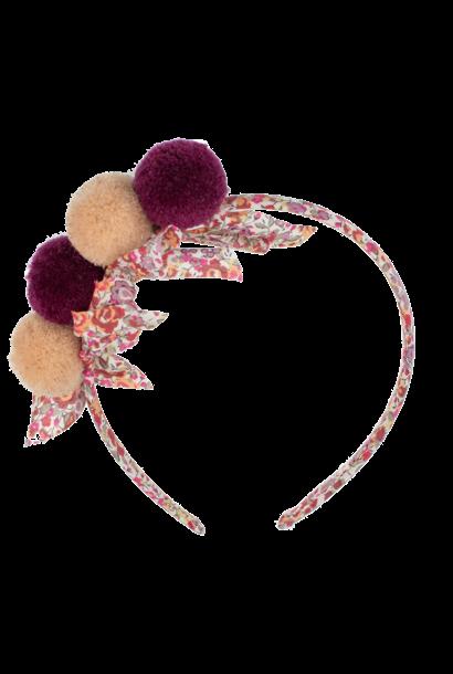 Haarband PomPom