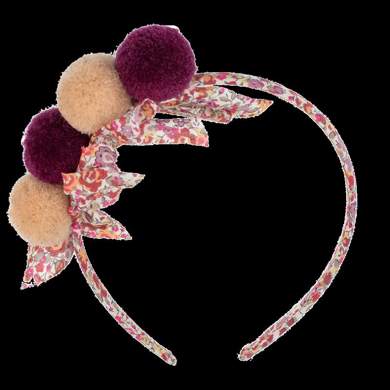 Hairband PomPom-1