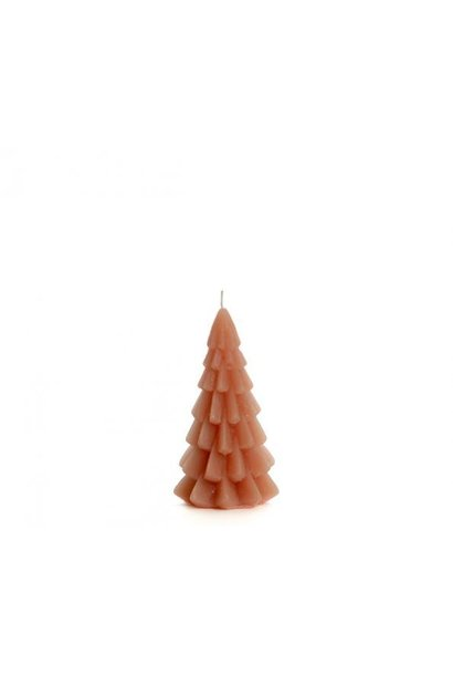 Christmas tree candle 6,3x12 cm