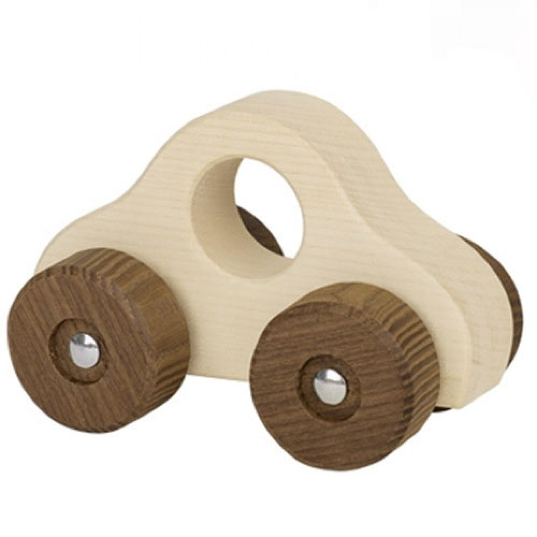 Wooden toy car-1