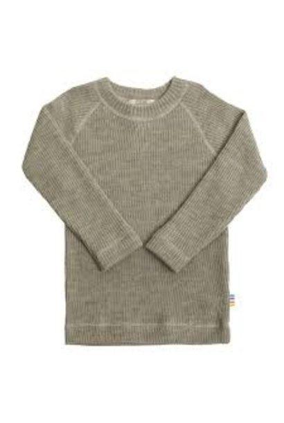 Longsleeve rib - merino wool