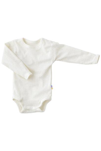 Bodysuit long sleeves - merino wool