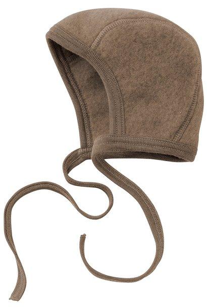 Baby Bonnet - Walnuss