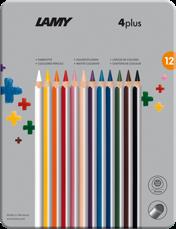 Kleurpotloden plus - doos 12 stuks-1