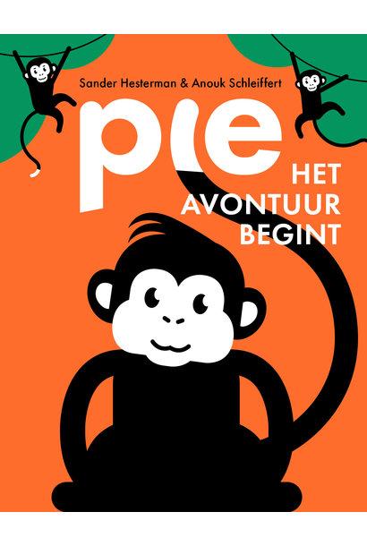 Pie - Het Avontuur Begint (only in Dutch)