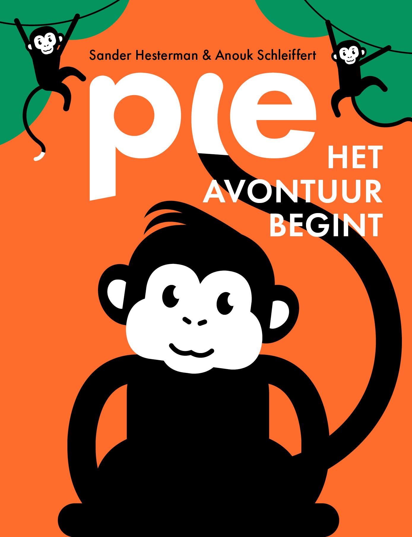 Pie - Het Avontuur Begint (only in Dutch)-1