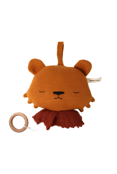 Music Box Lion