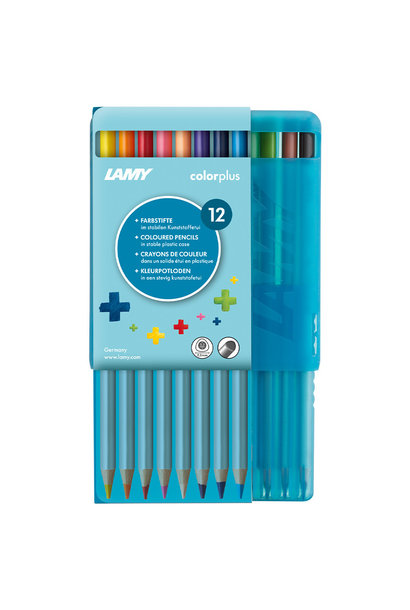 Colorplus color pencils box