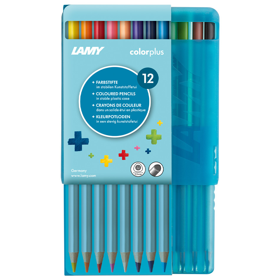 Colorplus color pencils box-1
