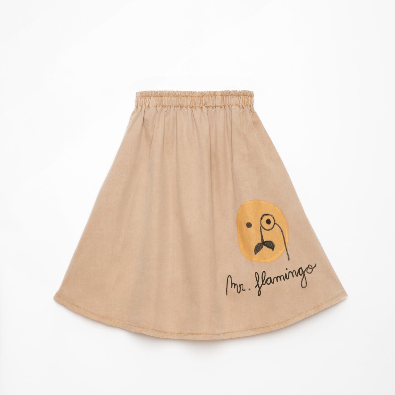 Flamingo Skirt-1