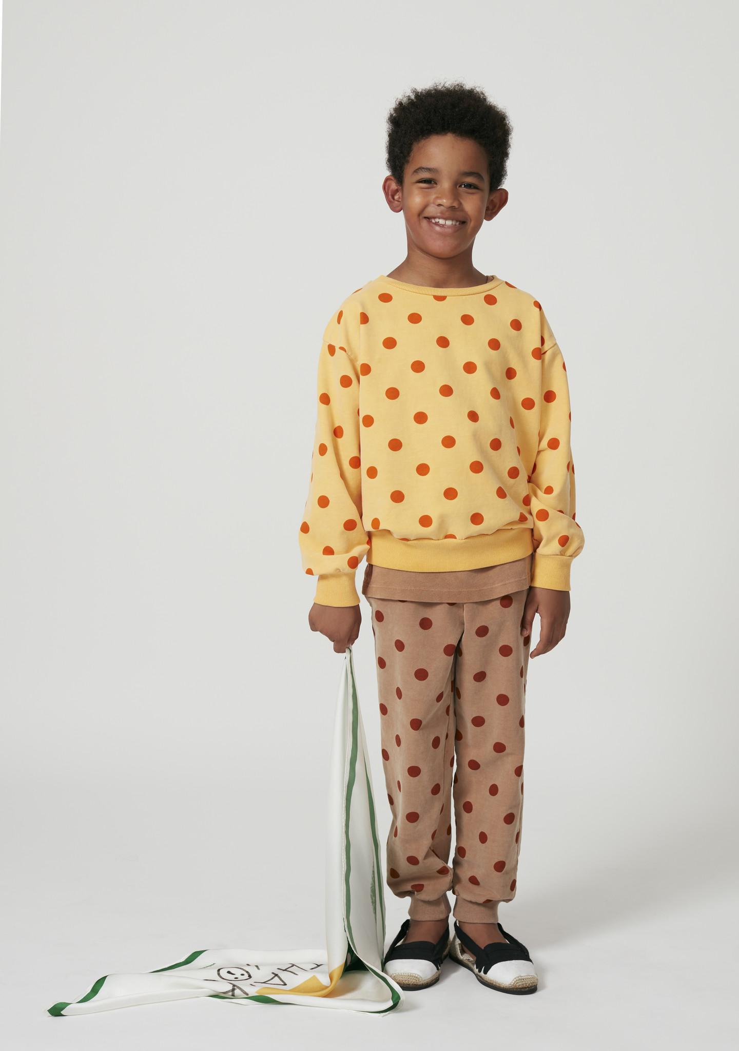 Dots pants-3