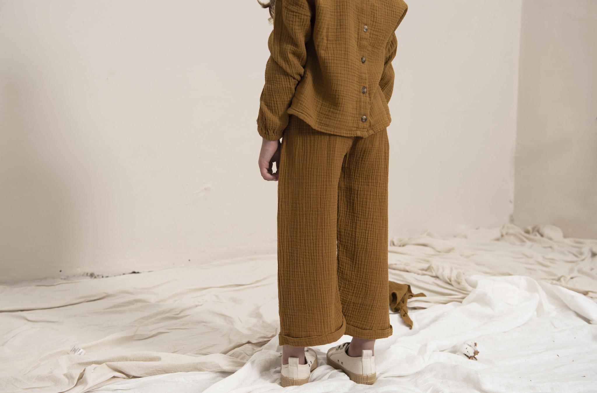 Wide pants-2