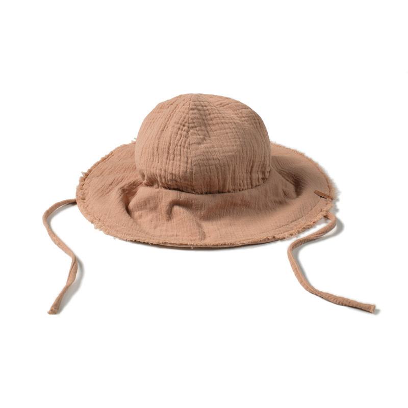 Sun hat - nude-1