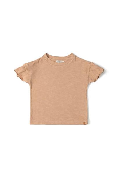 Fly Tshirt - nude