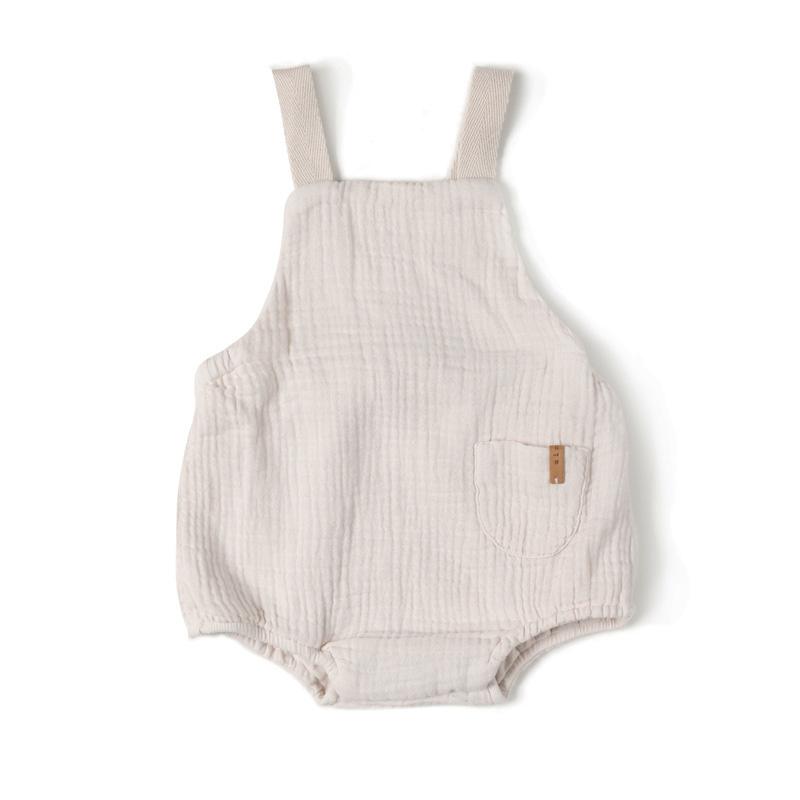 Baby salopette - dust-1