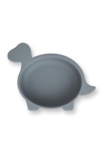 Iggy silicone bowl - Dino