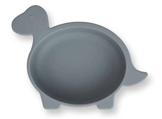 Iggy Silicone Bowl Dino single-2
